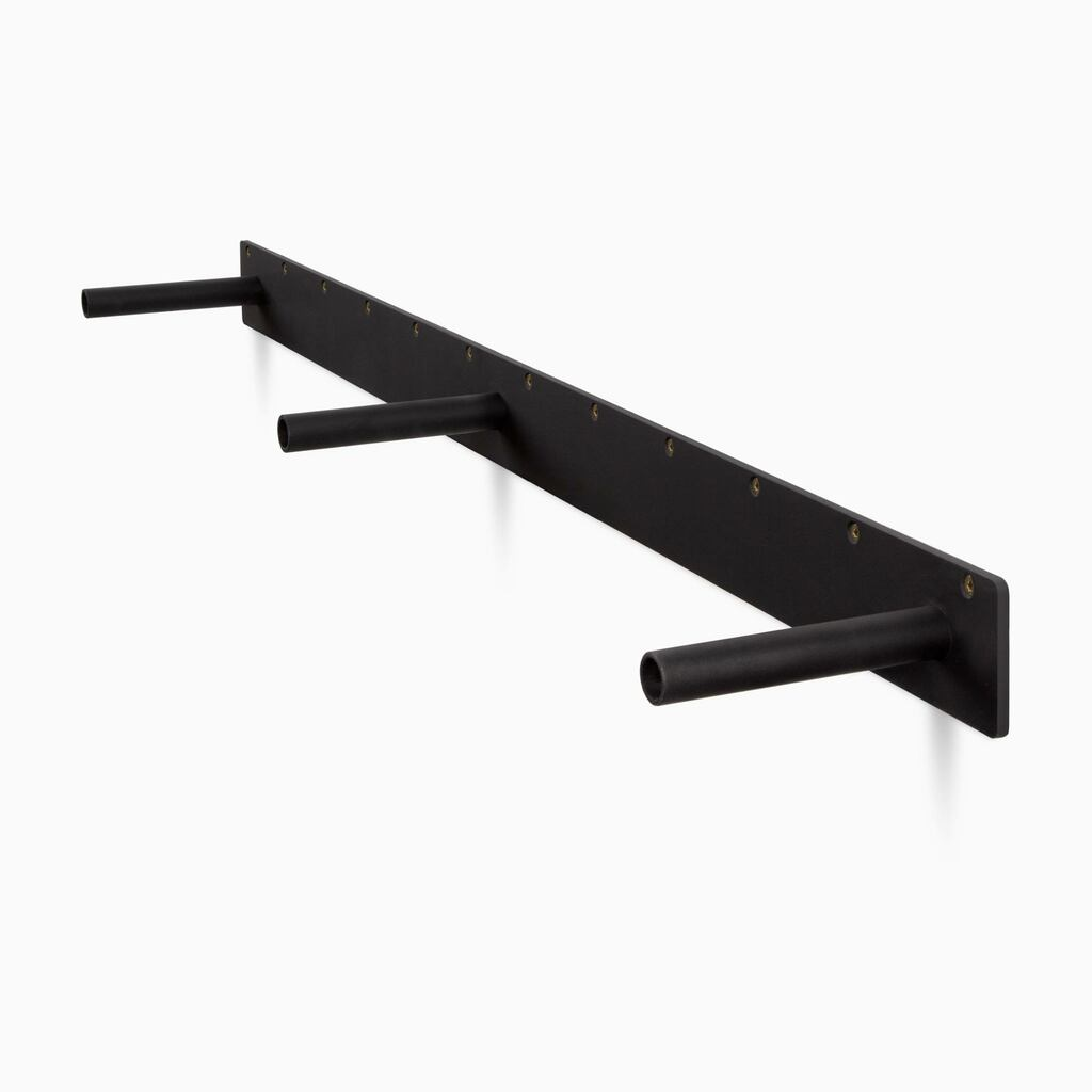 Floating mantel bracket fits 48 through 59 inch mantels.