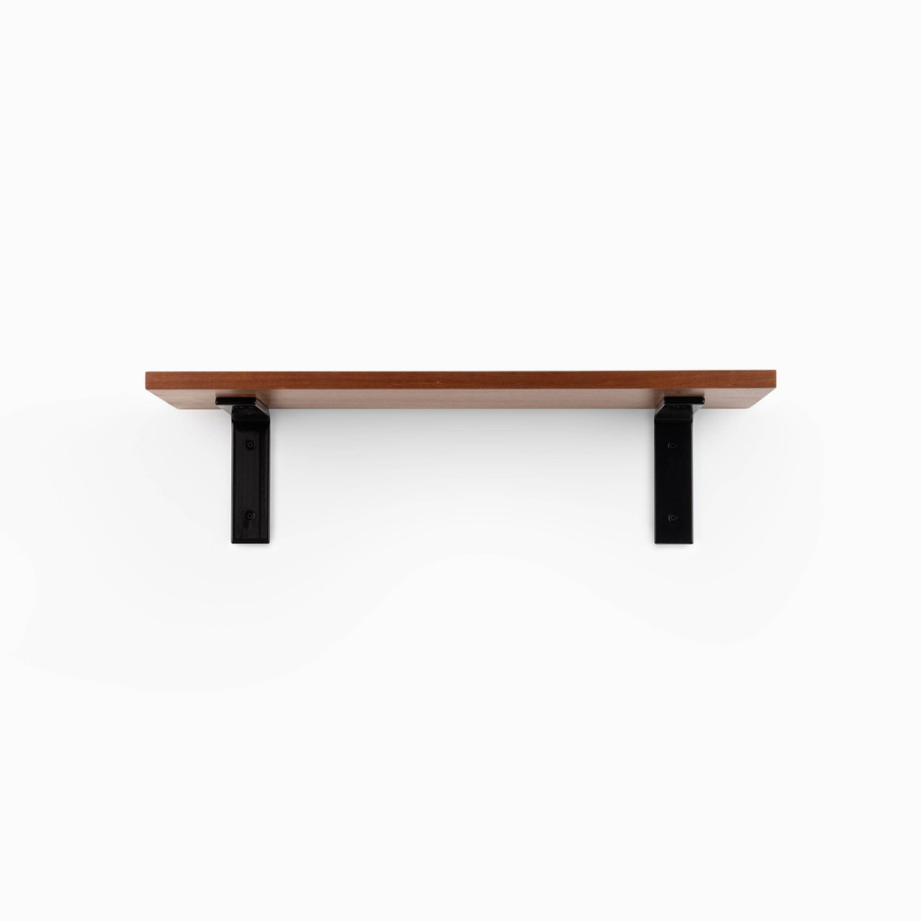 Leif Shelf System : Satin Cherry