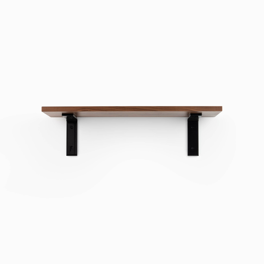 Leif Shelf System : Satin Walnut