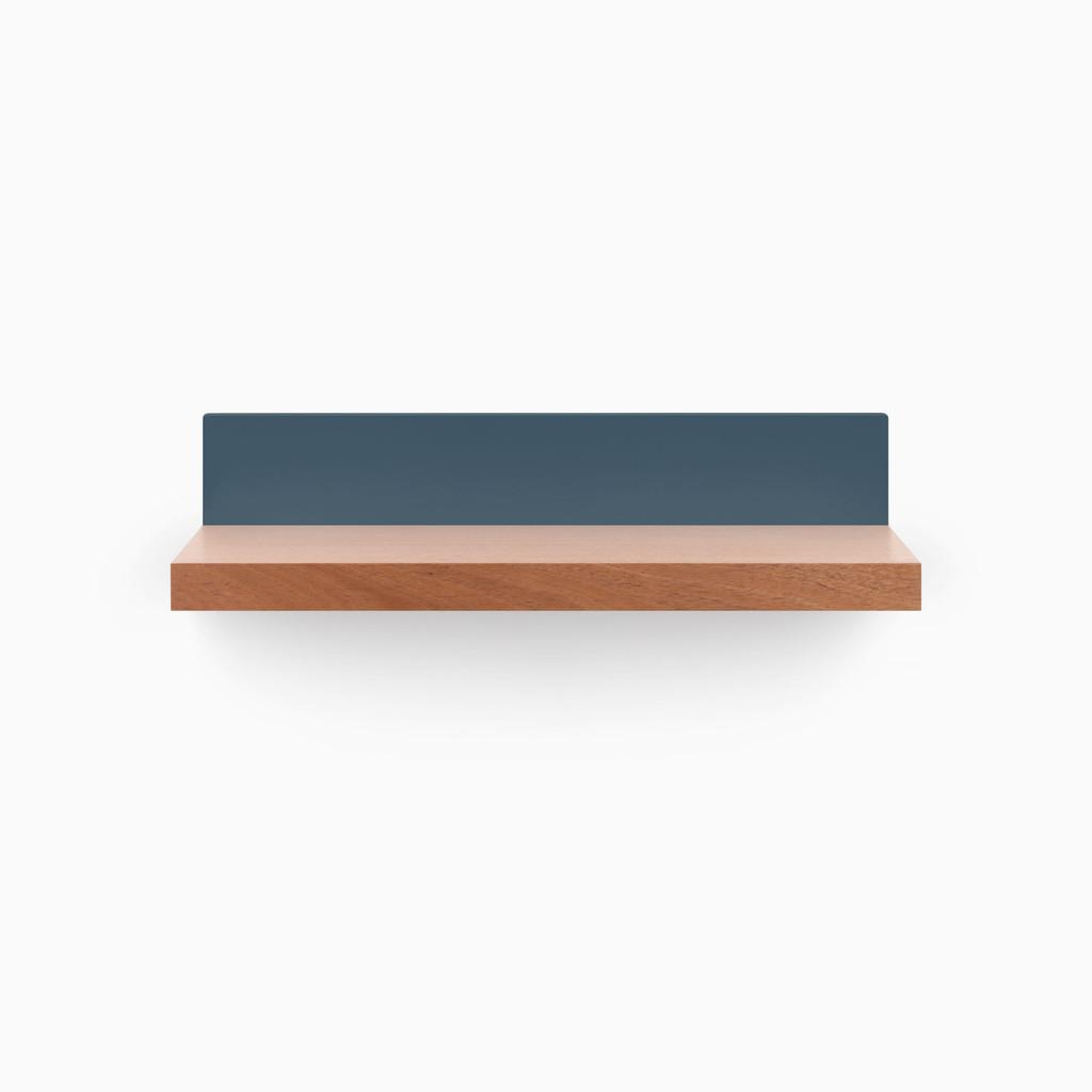 Skaksel Mahogany Floating Shelf