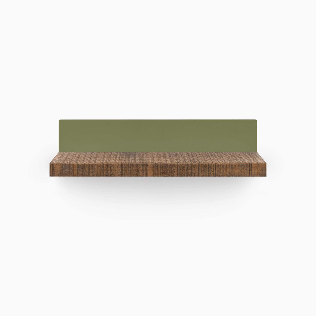 Skaksel Nutmeg Floating Shelf (Rough Cut)