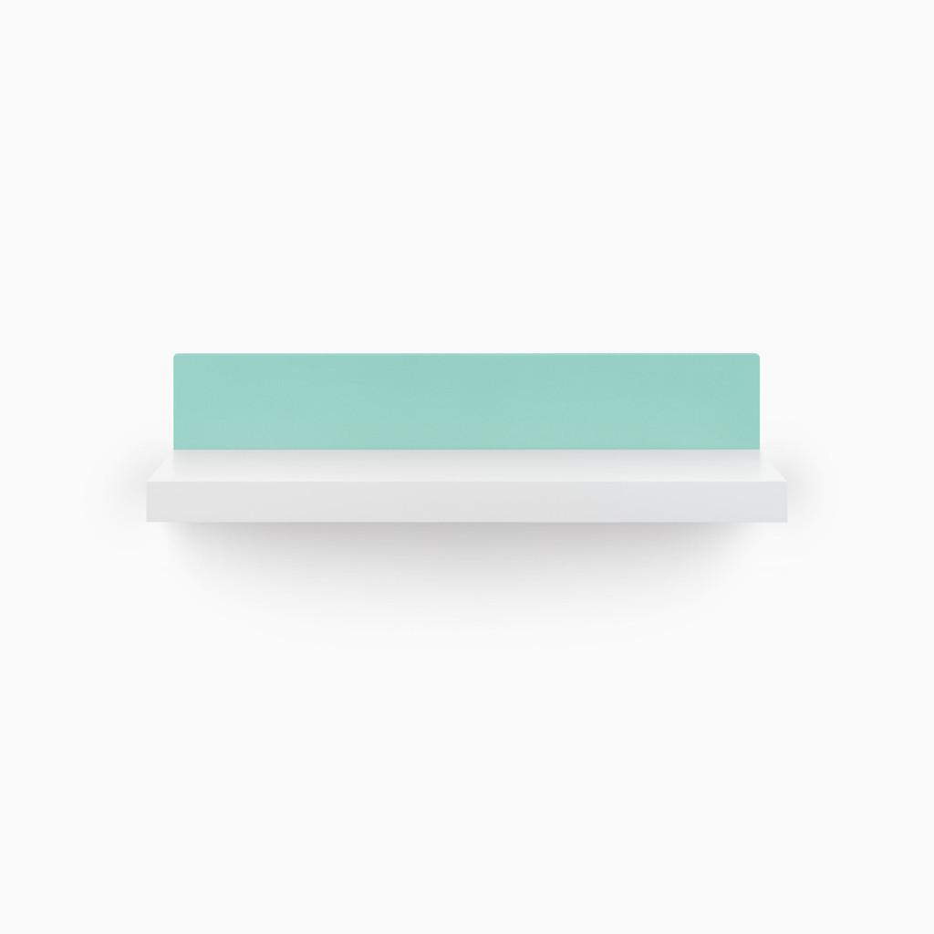 Skaksel White Floating Shelf
