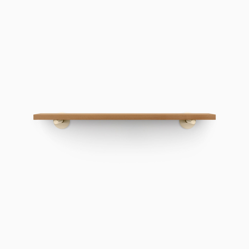 Roderick Nutmeg Wall Shelf