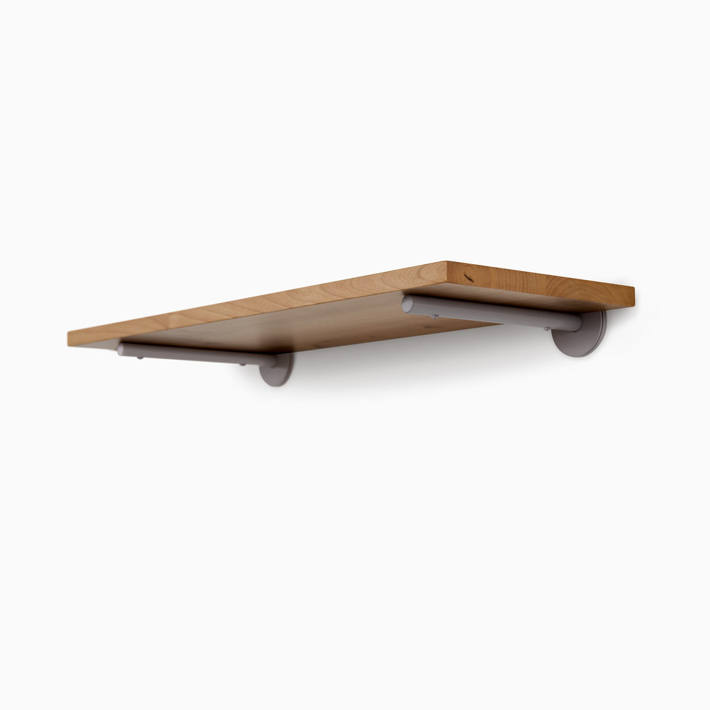 Roderick Nutmeg Floating Shelf