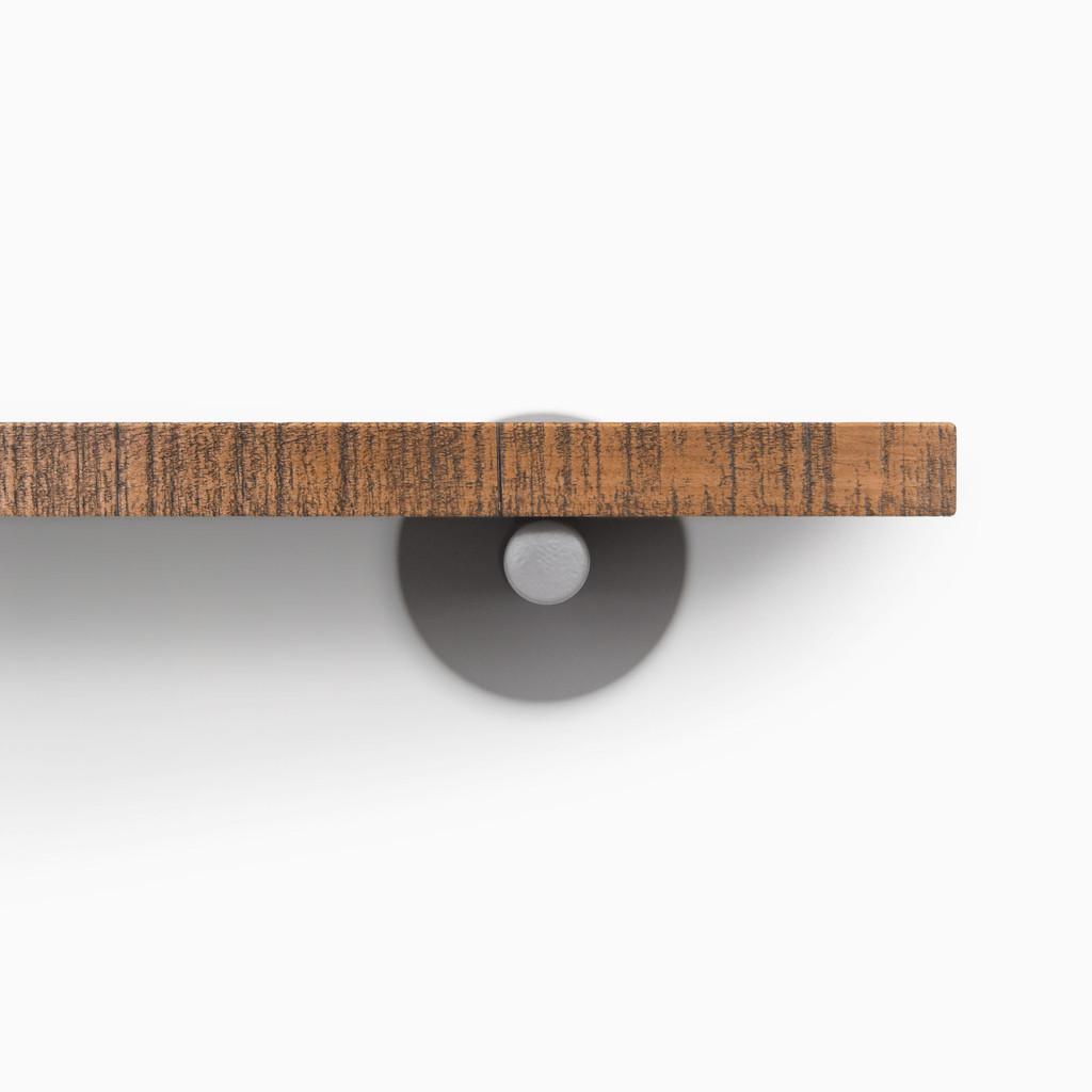 Roderick Nutmeg Wall Shelf (Rough Cut)