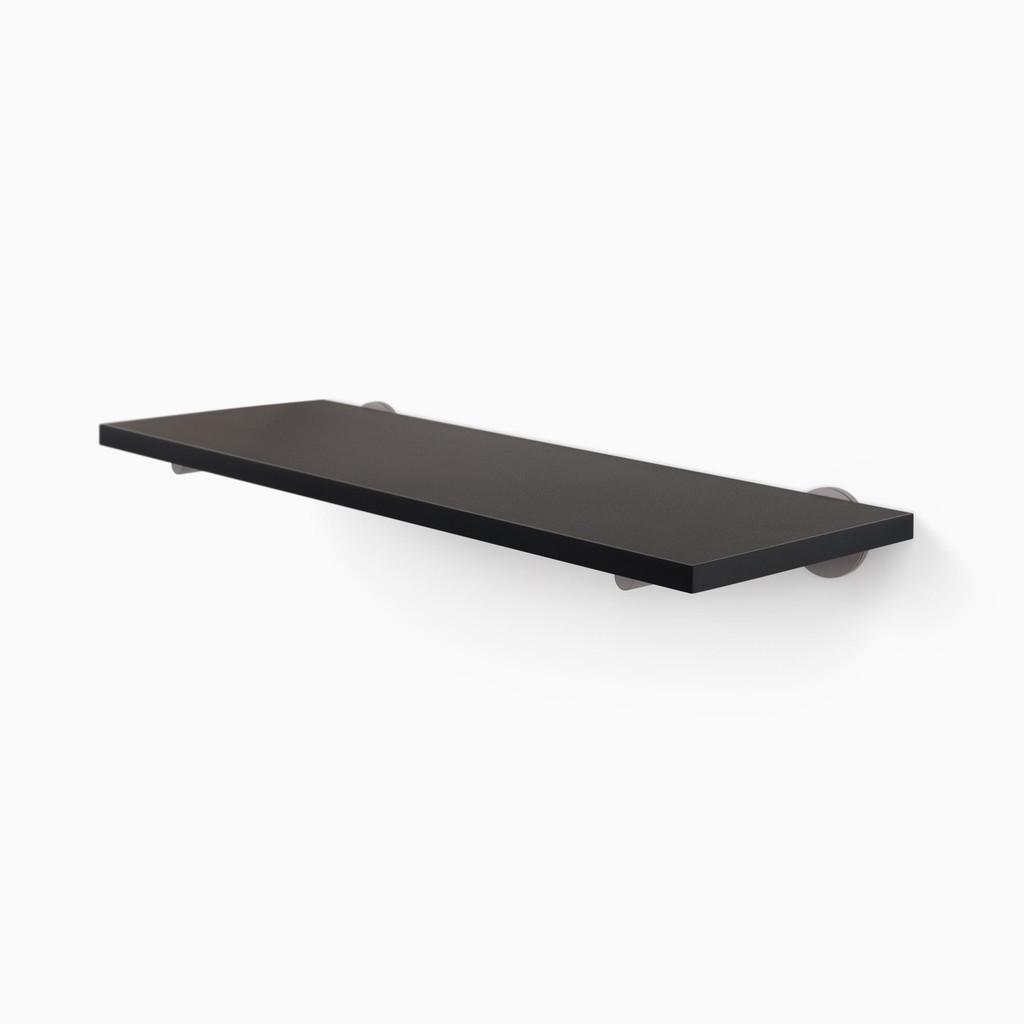 Roderick Black Floating Shelf
