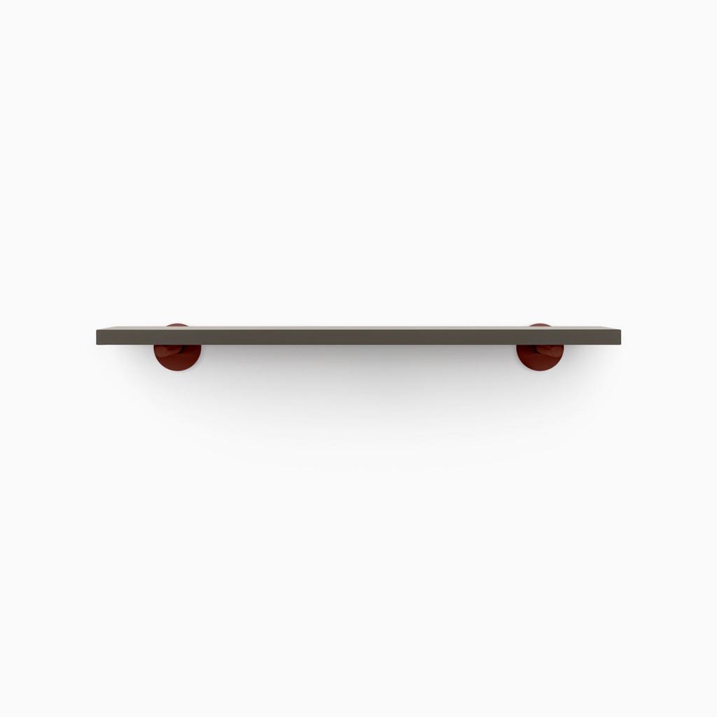 Roderick Tungsten Wall Shelf