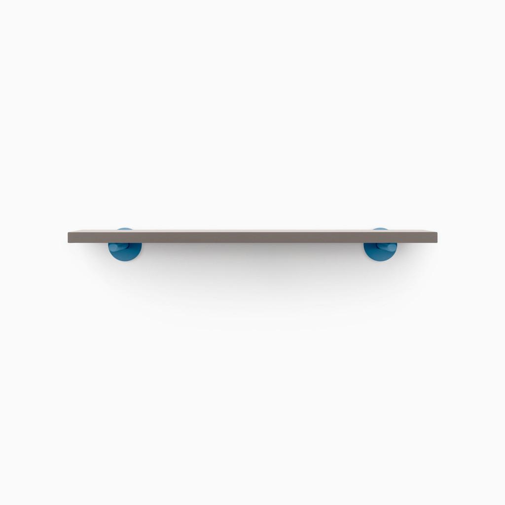 Roderick Arsenic Floating Shelf