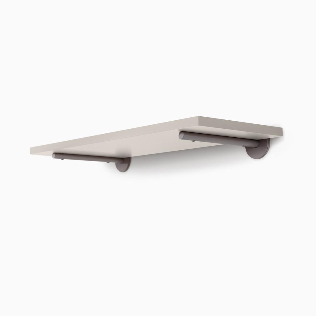 Roderick Concretey Floating Shelf