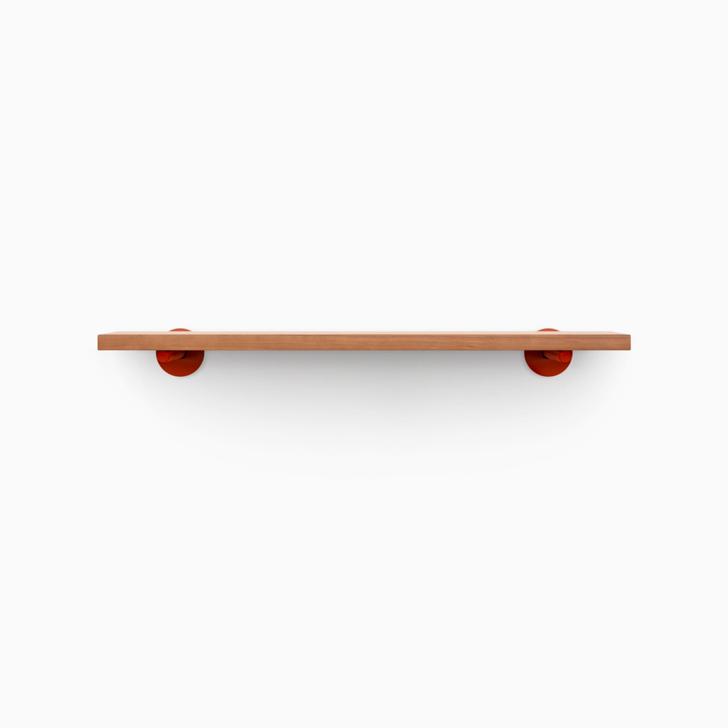 Roderick Cherry Wall Shelf