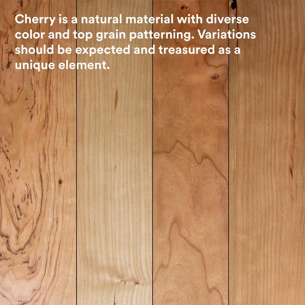 Roderick Cherry Wall Shelf