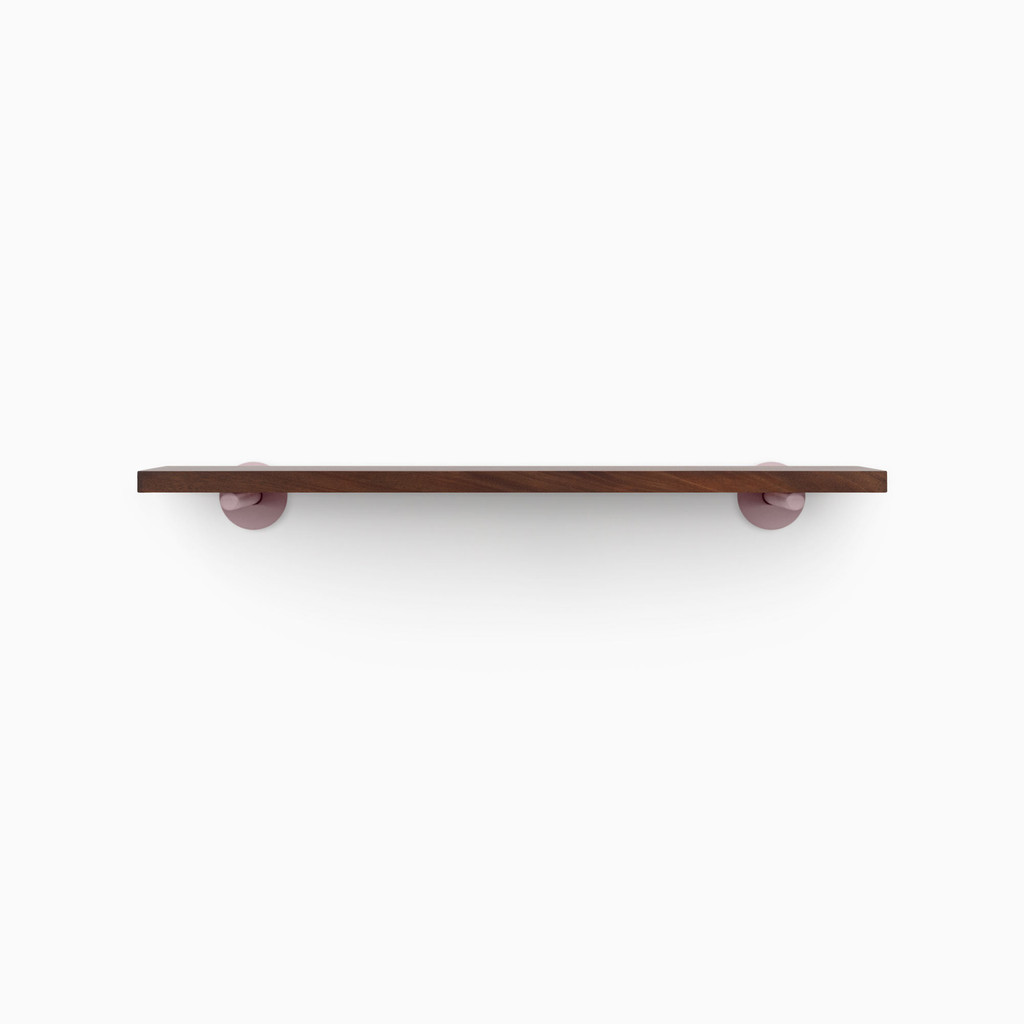 Roderick Dutch Mocha Wall Shelf
