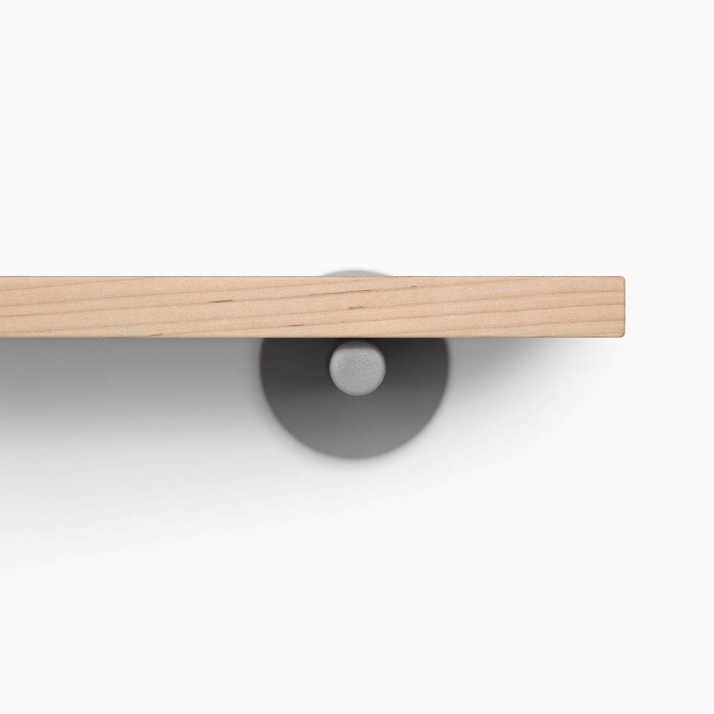 Roderick Maple Floating Shelf