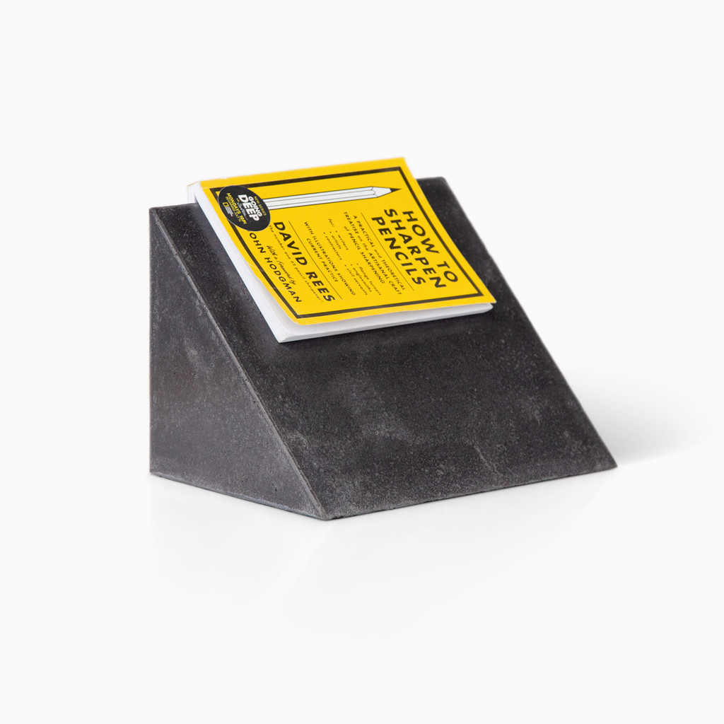 Book Wedgie (Concrete)