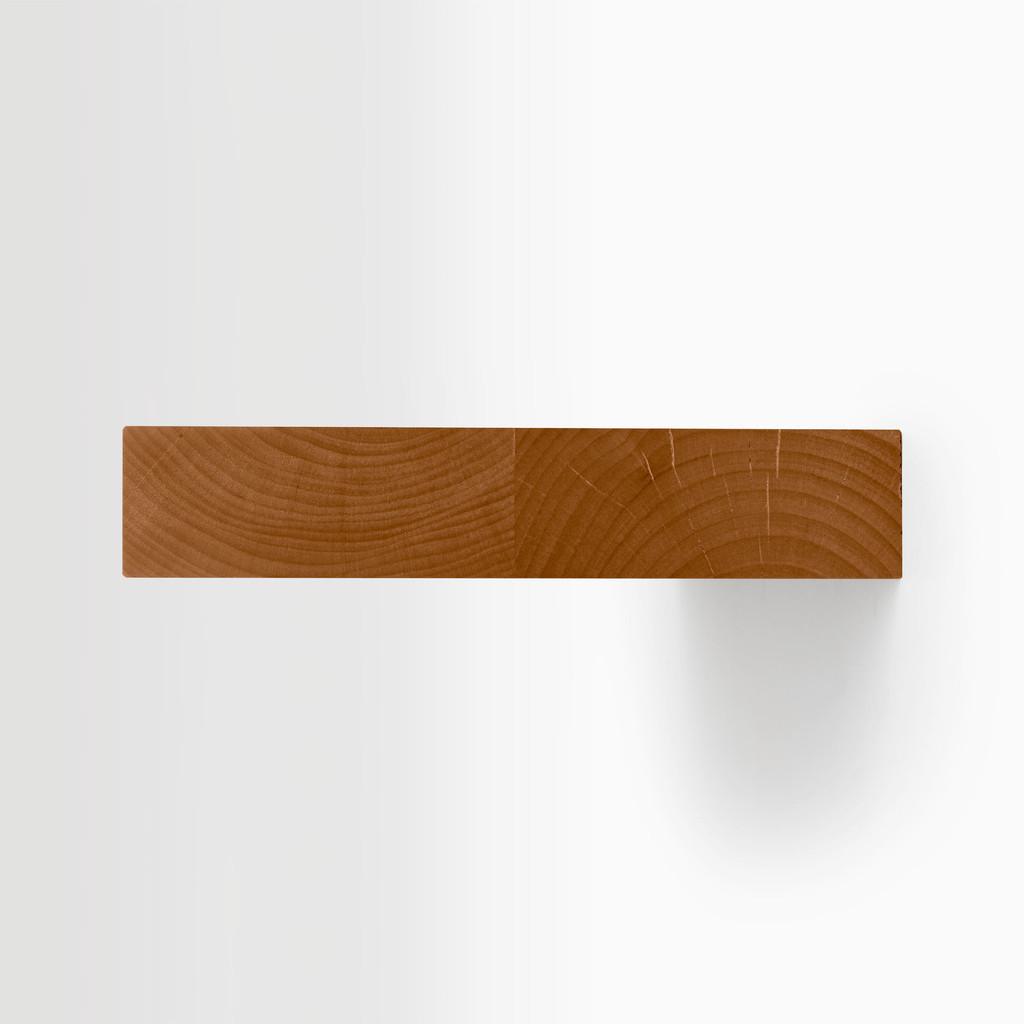 Aksel Nutmeg Floating Shelf