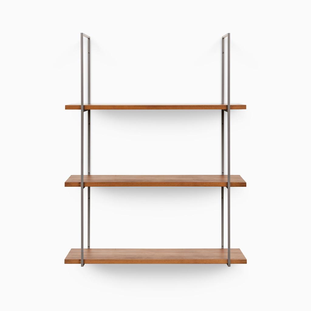Lloyd Single Three Shelf Bracket