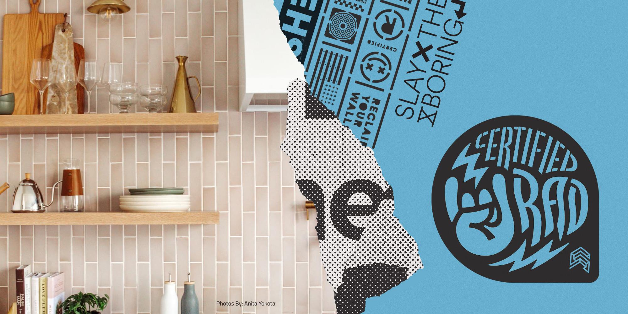 #Shelfie of the Week: Anita Yokota Design - Kitchen Reno Project