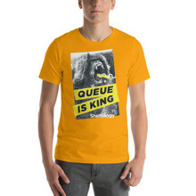 Monkey Queue Tee