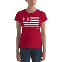 Women's American Bracket Tee