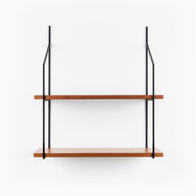 Verne Single Five Shelf Bracket