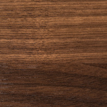 Detail of our satin finished Walnut floating shelf. It's as juicy as they come.