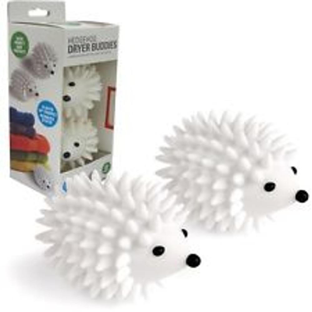 Kikkerland Hedgehog Dryer Balls Online Set of 2 - LB05 packaging