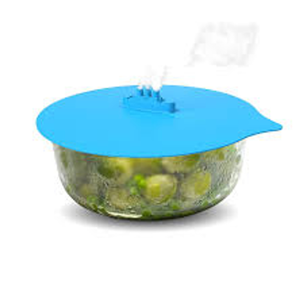 Silicone Steam Cover for Pots & Pans