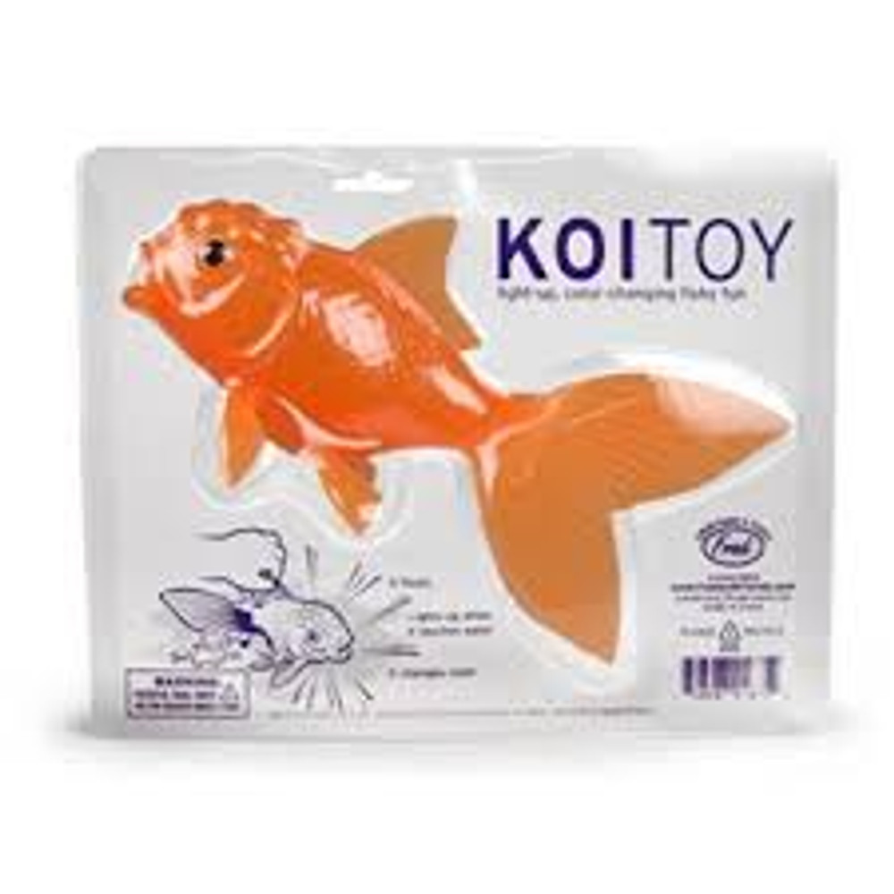 Koi Light Up Bath Tub Toy