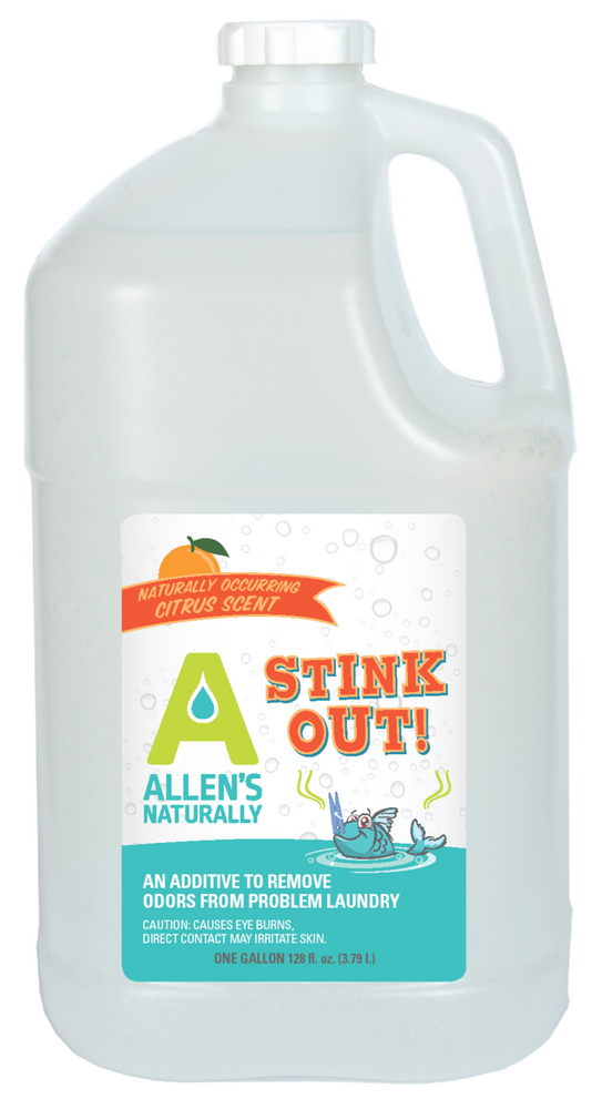 Allen's Naturally Gallon Stink Out