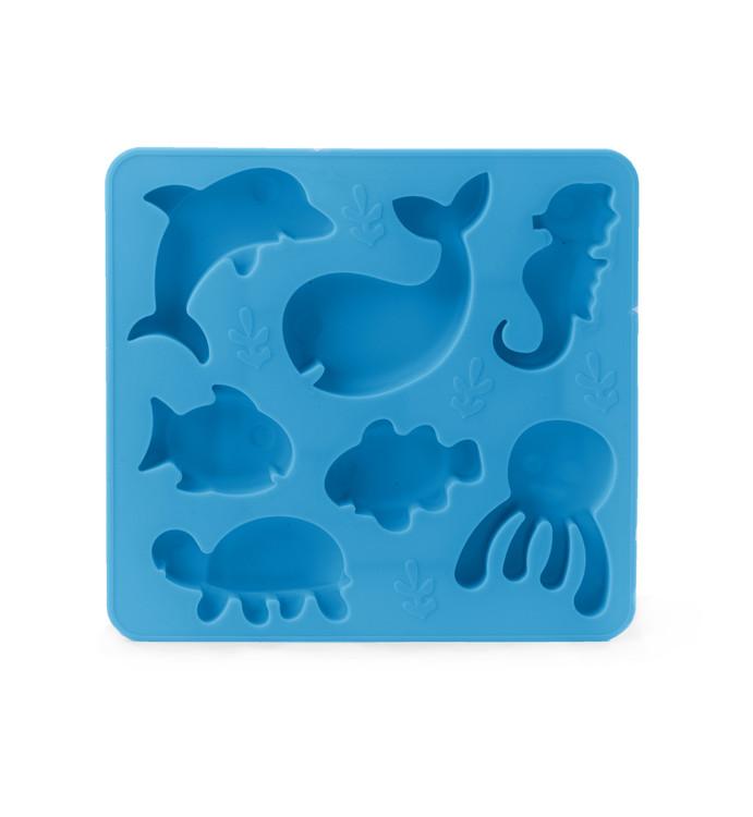 Silicone Under The Sea Jello & Ice Tray