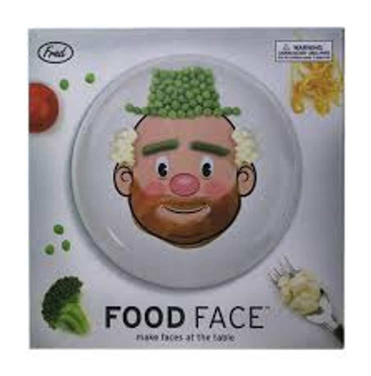 MR. Food Face by Fred