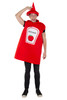 Ketchup Bottle -  Adults One Size