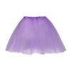 3 Layered Tutu Skirt, Set of 5 Colors - Orange, Light Pink, Green, Hot Pink and Lavendar