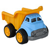 Playkidz Construction Trucks  Bulk Pack of [9] Go Cunstruction for Boys & Girls  Assorted  Vehicles for Home, School, Party, Toddler Birthday & More  Recommended Ages 3+