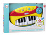 Playkidz Electronic Organ Music Keyboard for little kids - My First Piano - With Lights and Music, for children ages 18 Months+