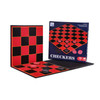 Checkers Board for Kids– Fun Checkerboard Game for Boys and Girls - Interlocking Checkers with Foldable Board by Point Games