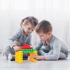 Play Build Platformers Building Plastic Toys. STEM Building Toy for School, Toddler Play, Activities, Fine Motor Skill Development. Snap Together Toys Ages 3+.