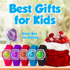SANDS Black Watch for Kids, Best Gift Idea, Waterproof, A lot of Fun Features for Kids, Comfortable to Wear, Luminous Display, Ages 3+.