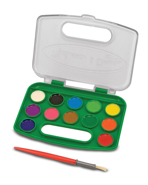 Melissa & Doug 14114 Take Along Water Colour Set
