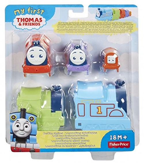 Thomas & Friends Fisher-Price Adventures, Nesting Engines