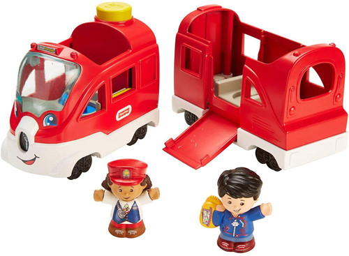 Fisher-Price Little People Vehicle Train, Large