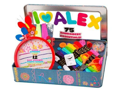 ALEX Toys Craft My Embroidery Kit