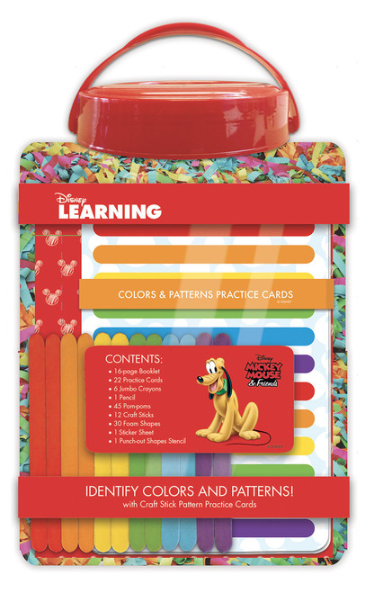 Bendon 84830 Disney Learning Giant Activity Jar