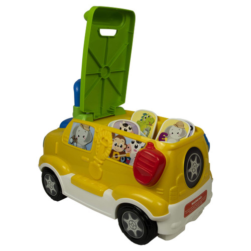 winfun Learn N Ride Safari Truck
