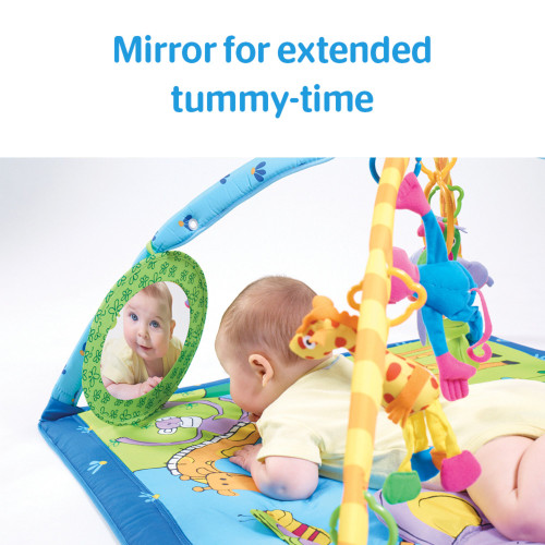 Tiny Love Lights and Music Gymini Activity Gym, Super Deluxe Lights and Music