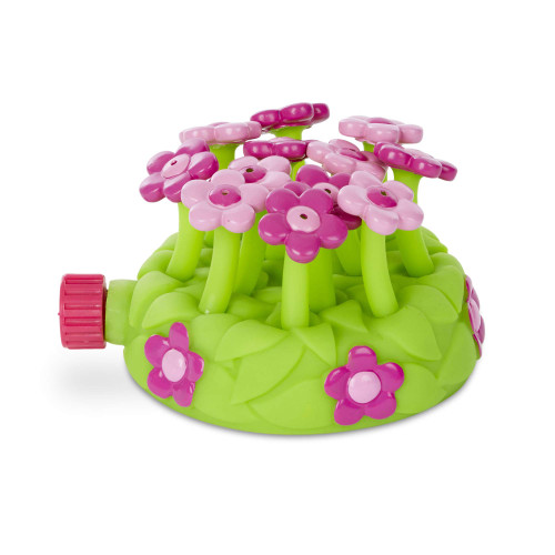 Melissa & Doug Sunny Patch Pretty Petals Sprinkler Toy
