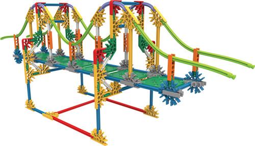 K'NEX Bridges Ages 8+ Construction Education Toy Building Sets (207 Piece) (Amazon Exclusive)