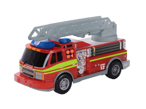 Road Rippers 12-Inch Rush and Rescue Fire Engine