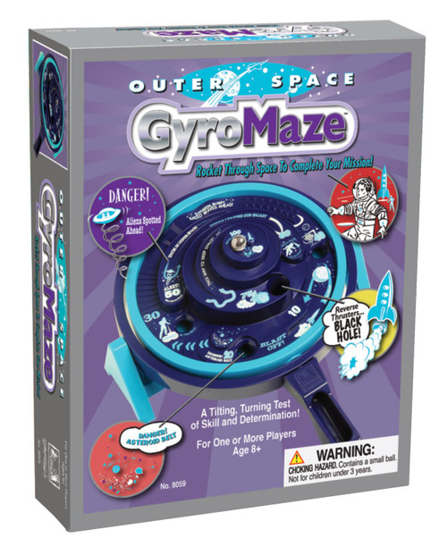 Be Good Company Outer Space GyroMaze Game