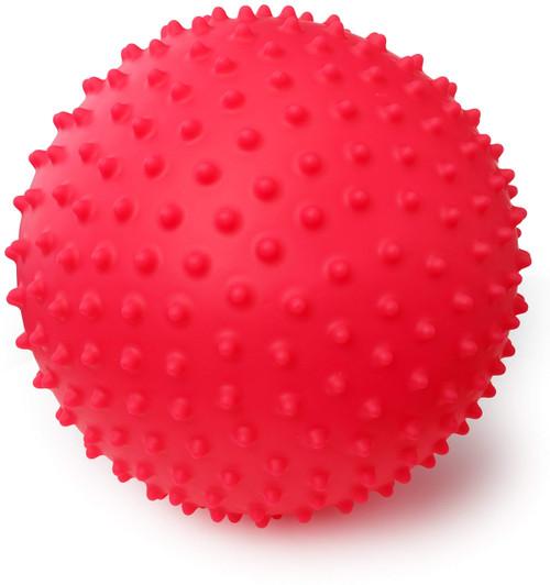 "Playkidz Super Durable 6"" Sensory Ball, Soft & Textured Ball for Babies & Toddlers"